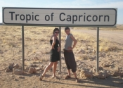 Tropic of Capricorn Africa